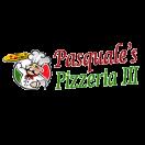 Pasquale's Pizza 3 Menu