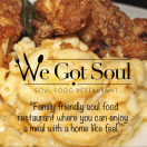 We Got Soul Food Restaurant Menu