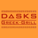 Dasks Greek Grill Menu