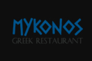 Mykonos Greek Restaurant Menu