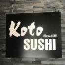 Koto Sushi Menu