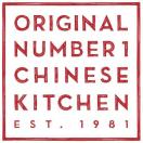 Original Number 1 Chinese Kitchen Menu