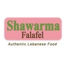 Shawarma Falafel Menu