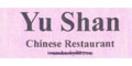Yu Shan Menu