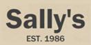 Sally's Restaurant Menu