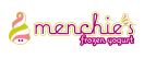 Menchies Frozen Yogurt Menu