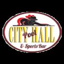 City Pool Hall Menu