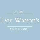 Doc Watson's Menu