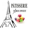 Paris Sweet Pastry Shop Menu