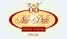 New Delhi Indian Restaurant Menu