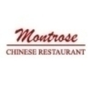 Montrose Chinese Restaurant Menu