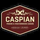 Caspian Restaurant Menu