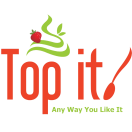 Top It Frozen Yogurt Cafe Menu
