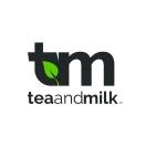 Tea and Milk Menu