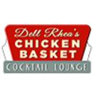 Dell Rhea's Chicken Basket Menu