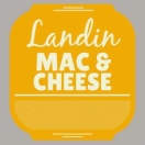 Landin Mac and Cheese Menu