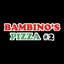 Bambino's Pizzeria & Deli #2 Menu