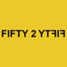 Fifty 2 Fifty Menu