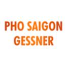 Pho Saigon Gessner Menu