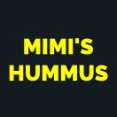 Mimi's Hummus Menu