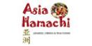 Asia Hamachi  Menu