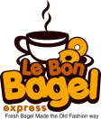 Le Bon Bagel Express Menu