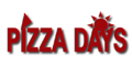 Pizza Days Menu