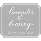 Lavender & Honey Menu