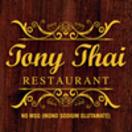 Tony Thai Restaurant Menu