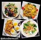 Deluxe Diner Menu