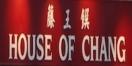 House of Chang Menu