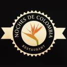Noches de Colombia Menu