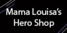 Mama Louisa's Hero Shop Menu