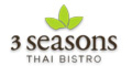 3 Seasons Thai Bistro Menu