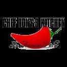 Chef Tony's Kitchen Menu