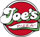 Joe's Pizza Menu