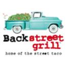 Backstreet Grill Menu
