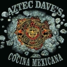 Aztec Daves Food Truck Menu