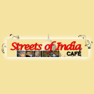 Streets of India Menu