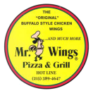 Mr. Wings Pizza & Pasta Menu