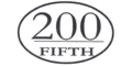 200 Fifth Menu