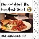 Ground Round Menu