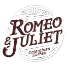 Romeo and Juliet Colombian Coffee Menu
