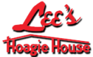 Lee's Hoagie House Menu