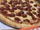 Bellissima Pizza Menu