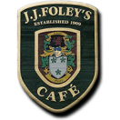 J.J. Foley's Cafe Menu