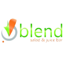 Blend Salad & Juice Bar Menu