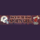 Back Of The Roads Sports Grill Menu