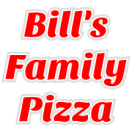 Bill's Family Pizza Menu