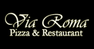Via Roma Restaurant and Pizzeria Menu
